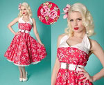 One Fine Day Swing Dress
