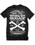Whiskey Brigade TShirt (Black)