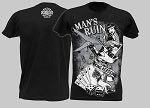King Kerosin Man's Ruin Tshirt
