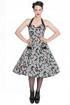 Hell Bunny Calaveras 50s Dress