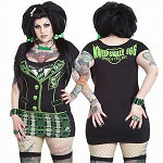 Ghouls College Tunic Dress