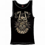 Felon Chopper Skull Tank