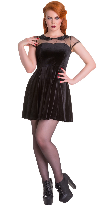 f08bdec4dad40 Home   Skull Love   Hell Bunny Nina Mini Dress