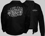 King Kerosin Loud and Fast Lined Jacket