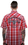 Lucky 13 Traditional Speed Mens Western Shirt
