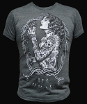 Eve Men's Tshirt by Artist Jarad Bryant