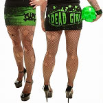 Kreepsville Dead Girls Mini Skirt