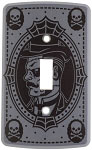 Zombie Gentleman Switchplate
