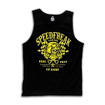 SpeedFreak Boxcar Racer Mens Tank