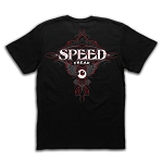 SpeedFreak Red Baron Mens Short Sleeve Tshirt