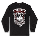 SpeedFreak Hellraiser Mens Long Sleeve Shirt