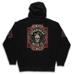 SpeedFreak Revvolution Mens Zip Hoodie