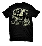 Bela Collage Mens Monster Tshirt