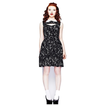Hell Bunny Presley Dress