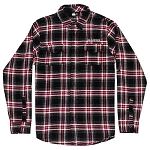 SpeedFreak Redline Mens Flannel Shirt