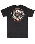 Lucky 13 Rat Race Mens Short Sleeve Tshirt