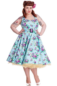 Hell Bunny May Day Dress