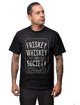 Steady Frisky Whiskey Mens Tshirt