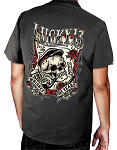 Lucky 13 Whiskey and Tears Mens Workshirt