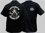King Kerosin Wrench Girl Mens Workshirt