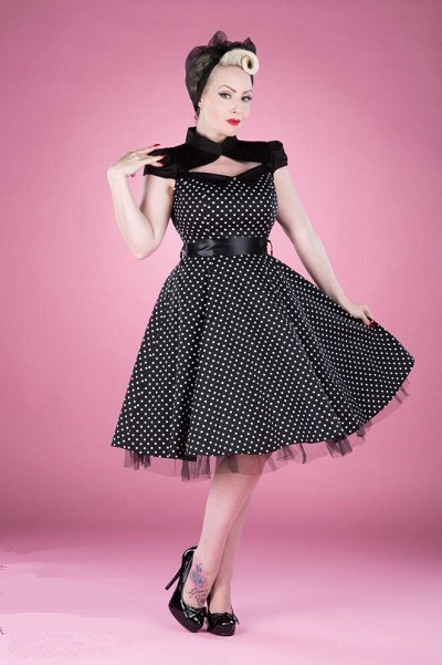 The Gabby 50's Dress