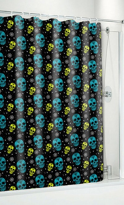 Sugar Ink Shower Curtain