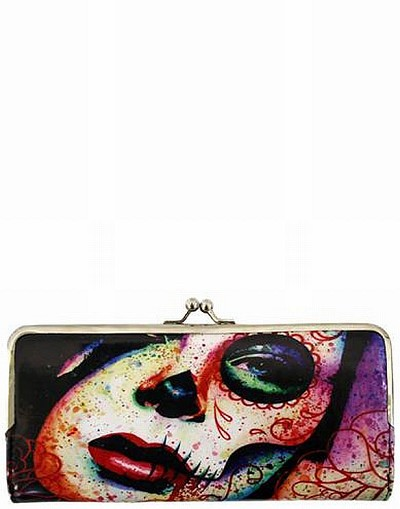 Dead Inside Siouxsie Wallet