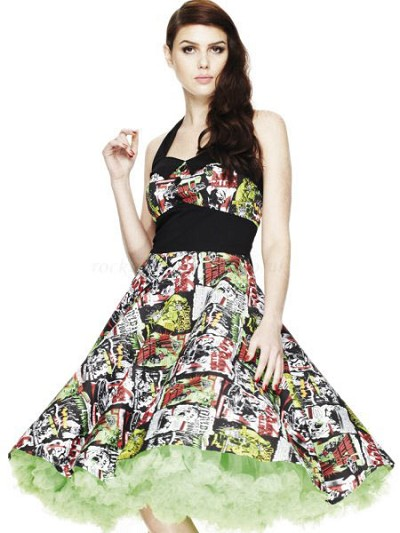 Hell Bunny B Movie Dress