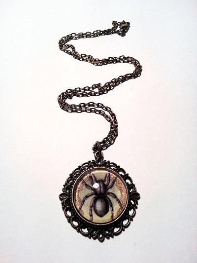 Spidey Sense Necklace