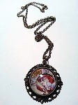 Mad Hatter Exclaims Necklace