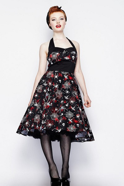 Hell Bunny Seth Dress