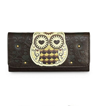 Loungefly Owl with Heart Eyes Wallet
