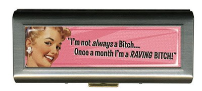 Raving Bitch Personal Case