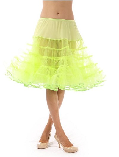 Green Apple Petticoat