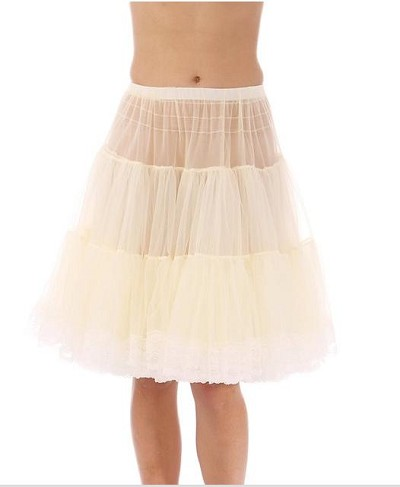 Bare Natural Ivory Petticoat