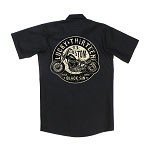 Lucky 13 Black Sin Mens Workshirt