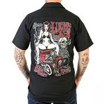 Lucky 13 Lilith Mens Workshirt