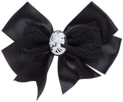Lucky 13 Black Beauty Forever Hairbow