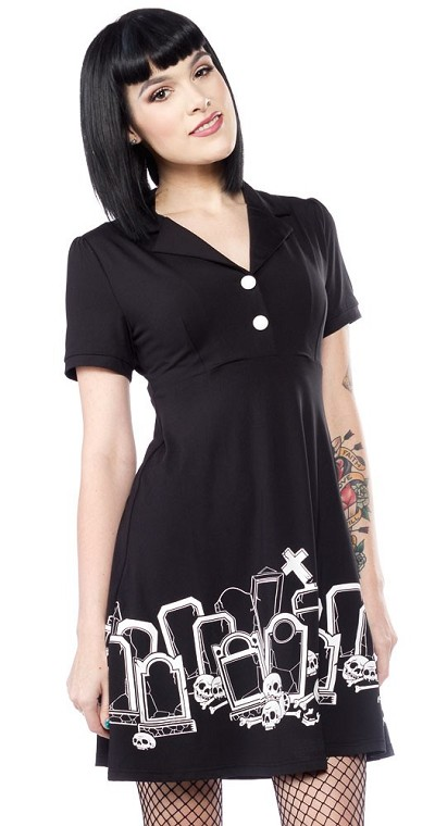 Grave Digger Rosie Dress