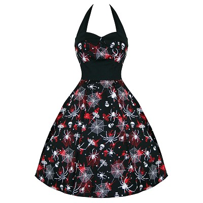 Hell Bunny Seth Gothic Dress