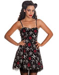 Hell Bunny Anchored Away Dress