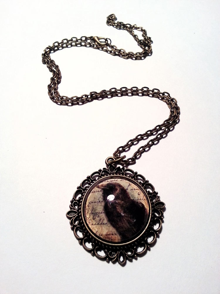 Nevermore Necklace