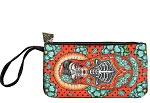 Day of the Dead Russian Doll Clutch