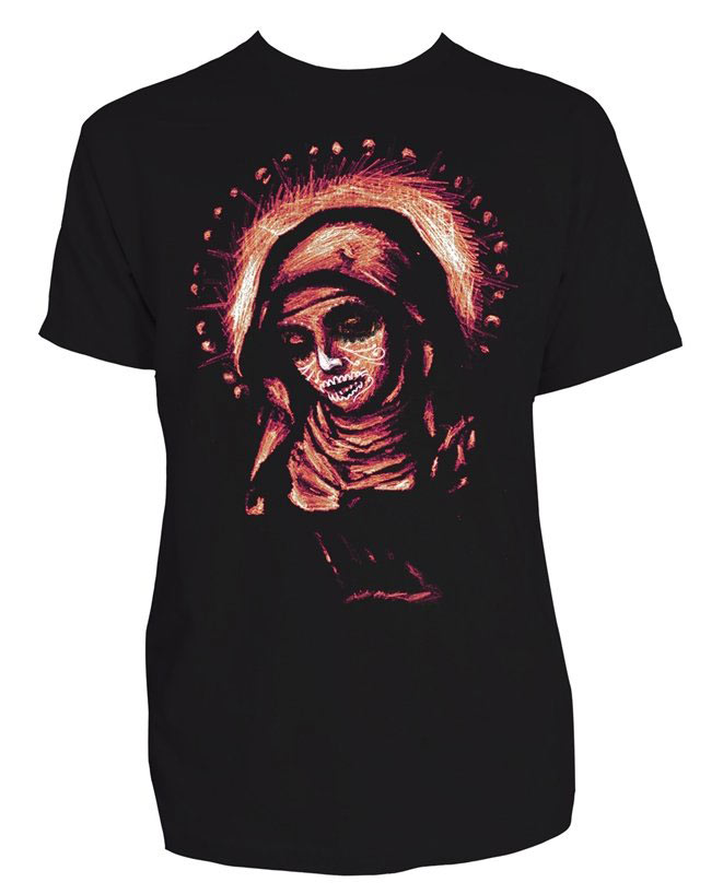 Mary Doodle Mens Tshirt