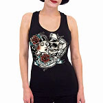 Lucky 13 Sailors Delight Womens Tank