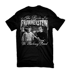 Frankenstein We Belong Dead Mens Tshirt
