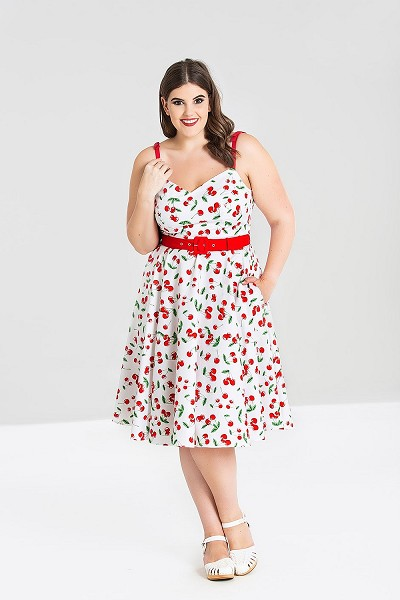 Hell Bunny Sweetie 50's Dress
