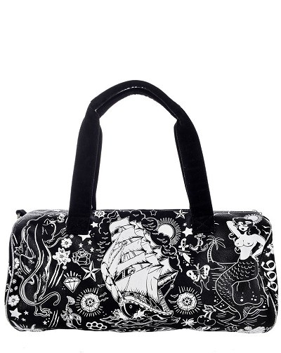 Tattoo the World Duffle Bag