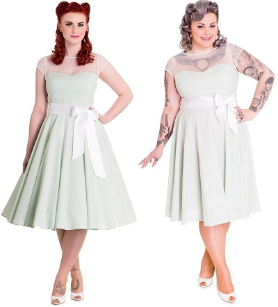 Hell Bunny Maisy 50's Dress